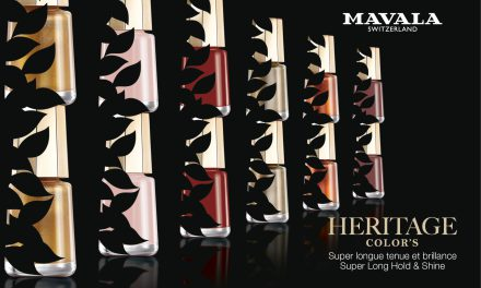 Classic Colours for your nail wardrobe: The Heritage Collection