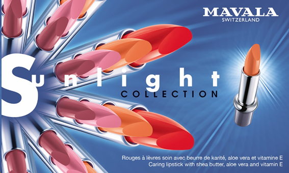 SS19: Mavala Launches the Sunlight Lipstick Collection