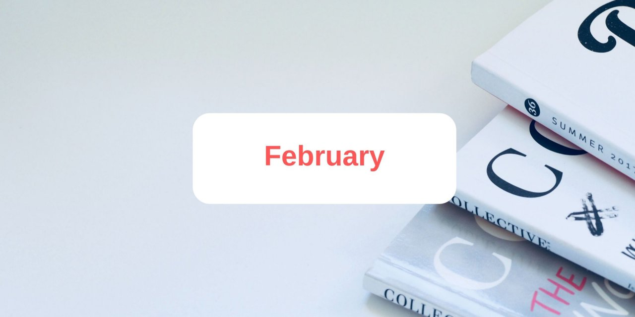 In the Press: February 2019