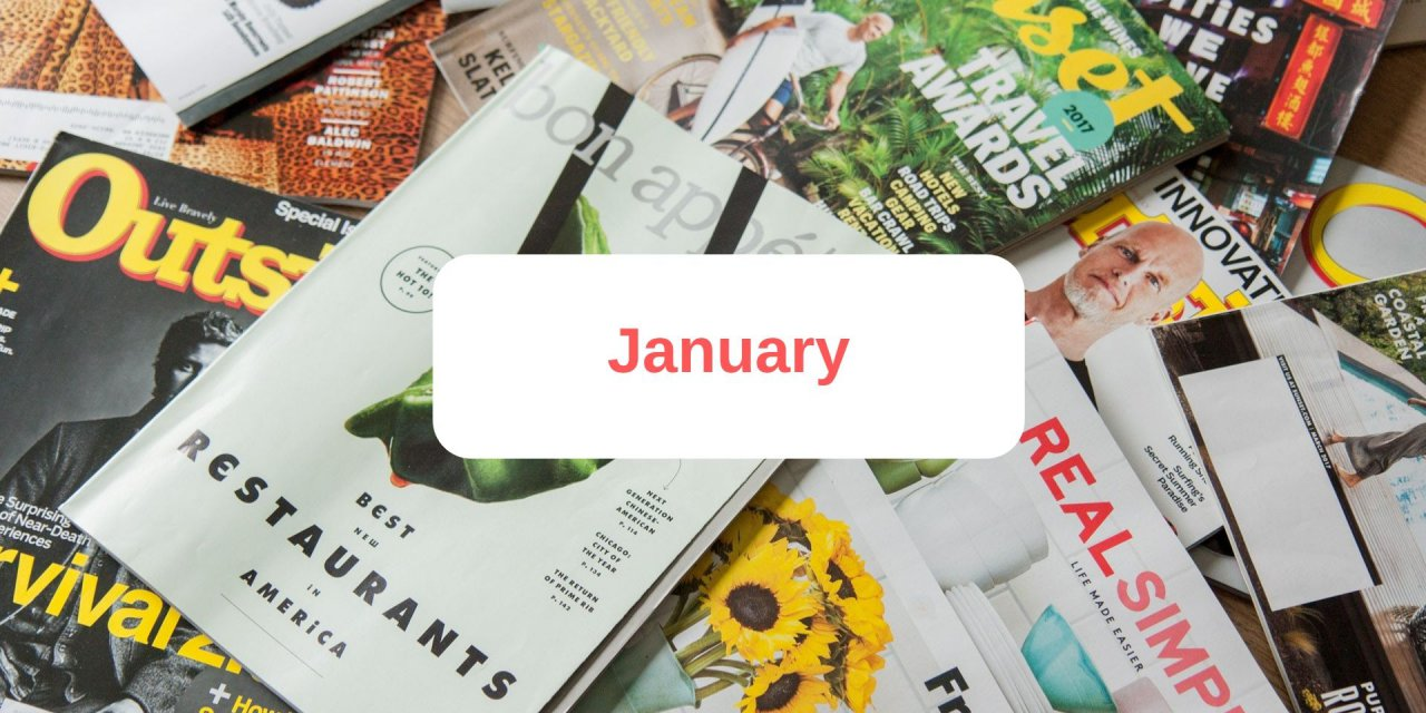 In the Press: January 2019