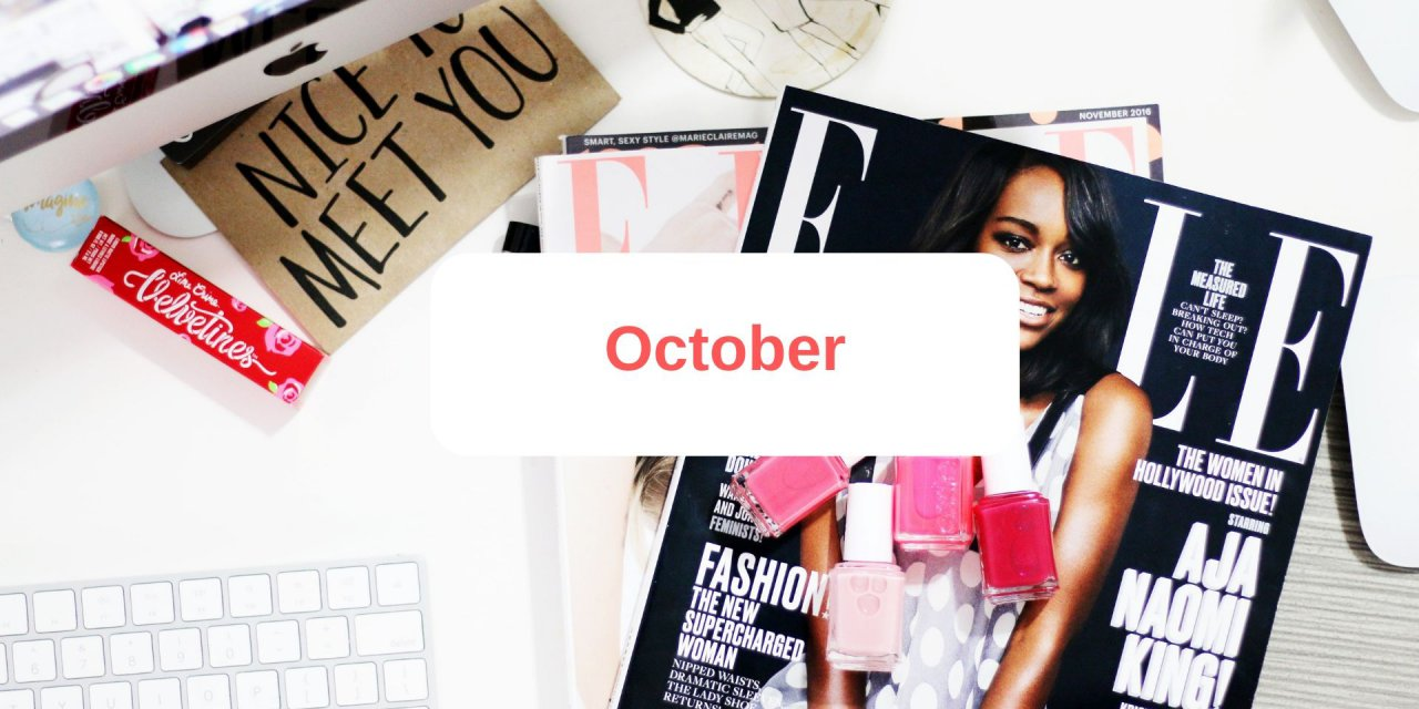 In the Press: October 2018