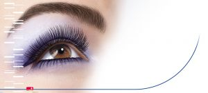Beauty to the tips of your lashes.