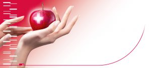 Soft and beautiful hands with the Swiss Hand Care Programme.