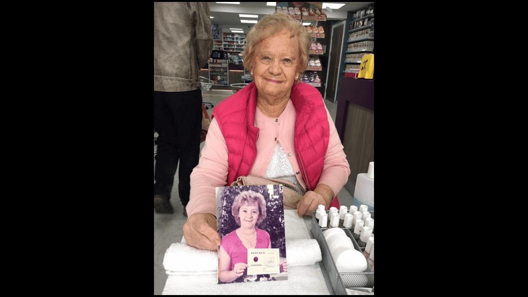 Barbara: A Throwback to a Mavala Veteran