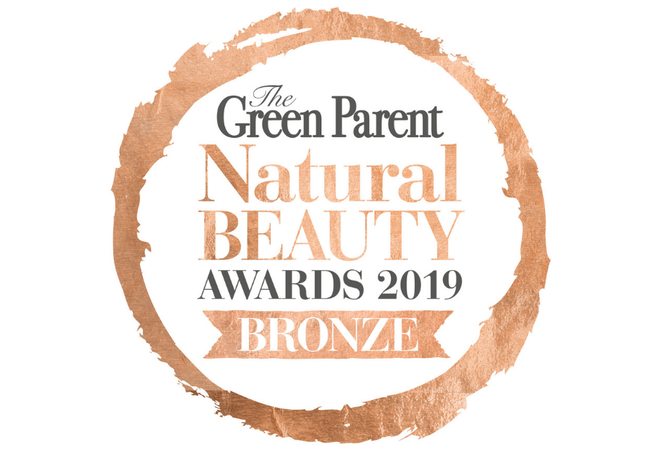 Bronze Winners at the Natural Beauty Awards