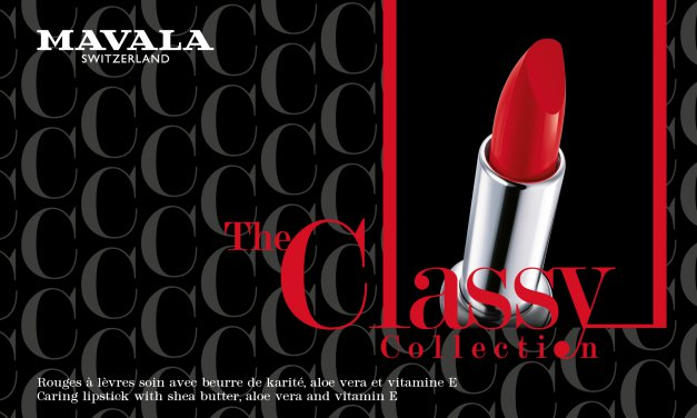 The Latest in Lipstick: The Classy Collection