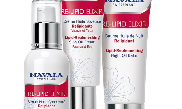 Mavala Launches Nutri-Elixir Skincare Range