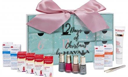 Mavala's 12 Days of Christmas