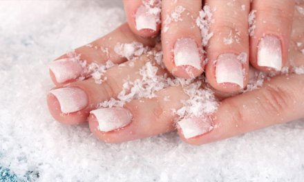 How To Take Care of Your Nails in Winter