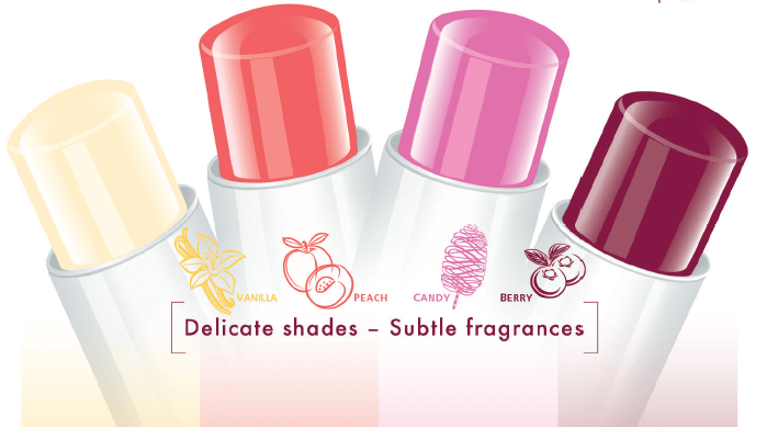 A Delicious Summer: NEW Tinted Lip Balms