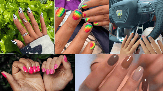 Summer 2020 Nail Trends