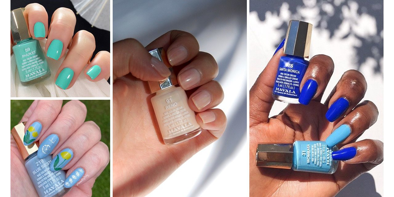 Mavala's Guide to Finding THE Perfect Nail Shape