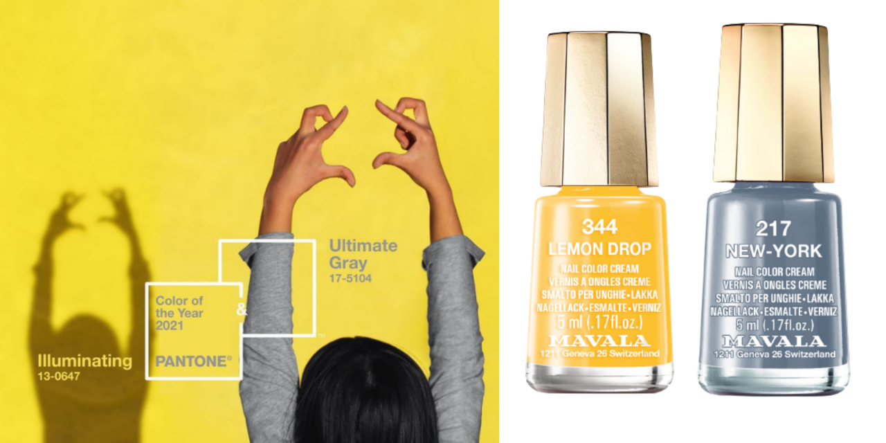 Mavala Matched: Pantone Colours of the Year