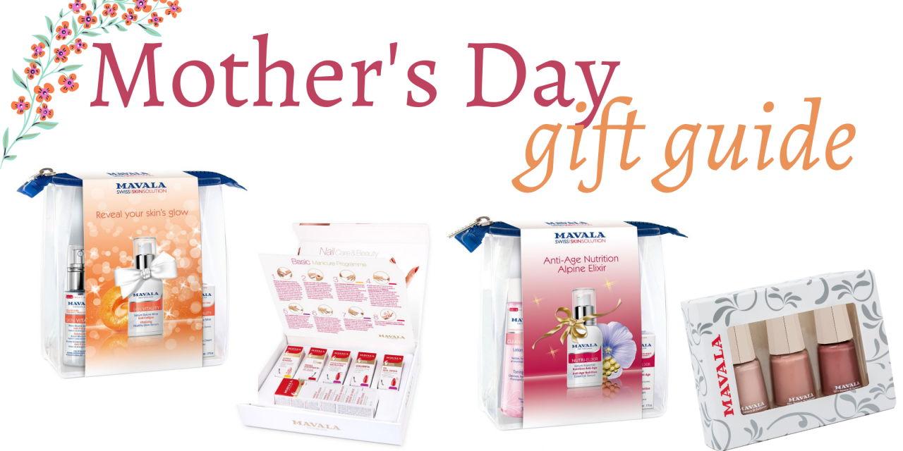 BEST BEAUTY SETS FOR MOTHER'S DAY