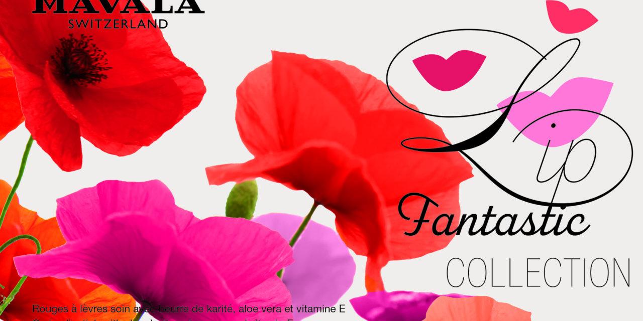 Introducing Lip Fantastic: Mavala's summer Lipstick Collection