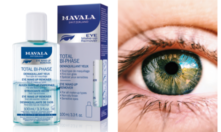 Introducing our  New Generation TOTAL BI-PHASE Eye Make-Up Remover