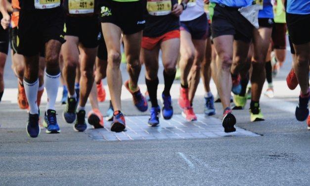 Keep on running!